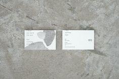 ALLT Experimental Internal Stationery. #businesscards