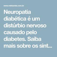 Diabética prevenção de neuropatia
