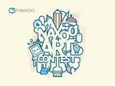 Le « naxoo Art Contest » propose aux artistes amateurs et professionnelles de pouvoir exprimer leur art sur n'importe quels supports.  Tu as une...Lire plus Blog, Artists, Blogging