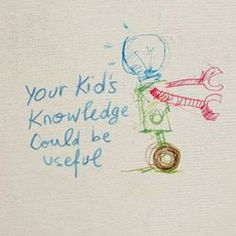 """""""Your kid's knowledge could be useful. This Sat. with El Observador an encyclopedia with everything your kid needs to know about inventions...."""