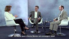 Aécio, Armínio e Maria Helena apontam caminhos para Economia e Educação