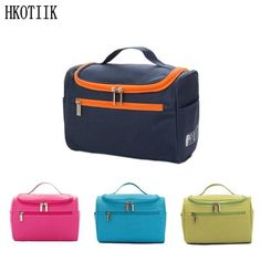 Item Type: Cosmetic CasesClosure Type: ZipperPattern Type: SolidMaterial Composition: PolyesterItem Weight: PillowItem Length: FashionItem Width: Name: HKOTIIKMain Material: PolyesterModel Number: Height: Large Cosmetic Bag, Travel Cosmetic Bags, Toiletry Storage, Toiletry Bag, Mens Travel Bag, Travel Bags, Luggage Brands, Travel Toiletries, Wash Bags