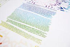 typography  trigger magazine typographic close