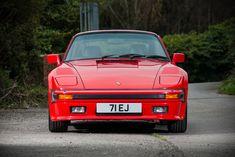 1989 Porsche 911 (930) Turbo 'Flachbau' - Silverstone Auctions 1989 Porsche 911, Porsche 930 Turbo, Cool Cars, Auction, Hipster Stuff