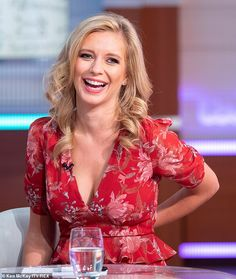 Countdown's Rachel Riley was left red-faced during her appearance on Thursday's Good Morning Britain, after she struggled to answer a basic maths question Rachel Riley Bikini, Rachel Riley Countdown, Suzi Perry, Rachael Riley, Claudia Winkleman, Caroline Flack, Math Questions, Red Face, Michelle Keegan