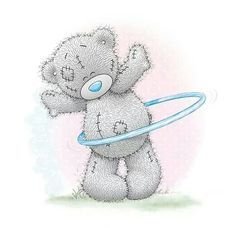 teddy bear gymnastics coloring pages - photo#35