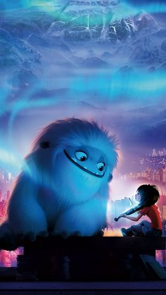 Abominable Animation 2019 Adventure Free Ultra HD Mobile Wallpaper - Best of Wallpapers for Andriod and ios Animation Disney, Dreamworks Animation, Disney And Dreamworks, Animation Movies, Animation Storyboard, Animation Reference, Disney Animated Movies, Cartoon Movies, Cute Cartoon