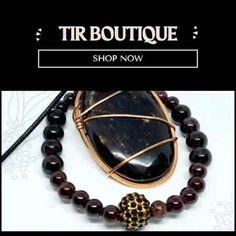#cabochon #garnet #copperwire #crystaljewelry