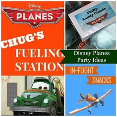 Disney Planes Party Ideas