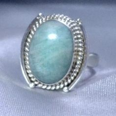 $57 Amazonite Ring