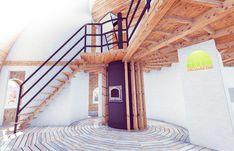 Проекты купольных Экодомов StrawDome. Дом-сфера диаметром 10 м., 140м.2