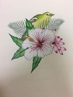 #DaisyFletcher #Birdtopia Leaf Tattoos, Daisy, Leaves, Daisy Flowers, Daisies, Bellis Perennis