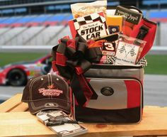 A Nascar Racing Gift Chest - Large