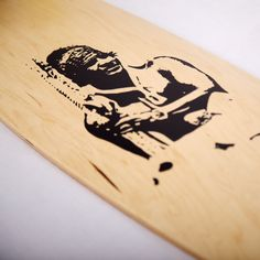 Eddie Aikau Skateboard by SmithAndDaphne on Etsy, $175.00