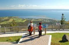 Mont St-Joseph, Carleton-sur-Mer (Québec) en Gaspesie