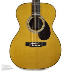 Martin OMJM John Mayer Acoustic-Electric Guitar from Chicago Music Exchange // one day. :)