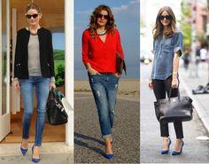 09_Look com sapato azul_como usar sapato azul_look do dia