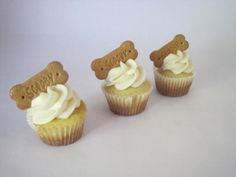 Scooby Cupcakes