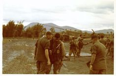 May 13-18, 1967   Operation BLACKJACK 41C begins. The mission of this operation is to seal off Nui Giai in the Seven Mountains region of IV Corps and clear it of VC. Three companies of the 5th Special Forces Group Mobile Strike Force from Nha Trang open the action with a parachute assault on a drop zone, named DZ BLACKJACK, south of Nui Giai. Mobile guerrilla and CIDG forces from IV Corps join in the probing and assaulting VC positions on Nui Giai. The operation terminates on 18 May 1967 w