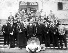 orkiestra zakładowa 1934 r.