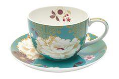 Maxwell and Williams - Kimono tea cup and saucer
