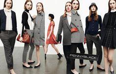 Pennyblack campaign F/W 13 (Pennyblack)