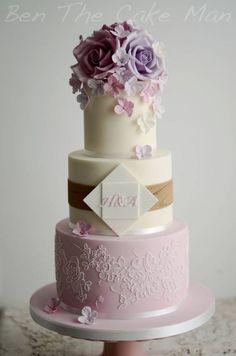 Featured Cake: Ben the Cake Man; Wedding cake idea.