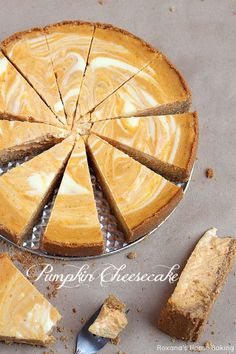 pumpkin cheesecake recipe 2