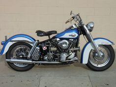 panhead   1959 Harley Davidson Panhead