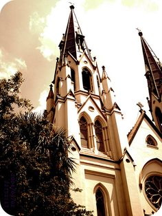Mystic Cathedral by CreativePixtures, via Flickr