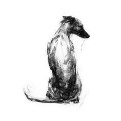 """Serene"" Sketch, by Justine Osborne"