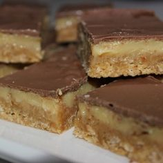 Caramel Slice  - Sistermixin'