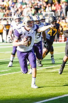 Jake Browning Washington Huskies Football Jersey - White