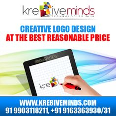 Best digital marketing company focused on website design and development along with logo design, all sorts of printing services and online marketing services. Online Marketing Services, Best Digital Marketing Company, Logo Design Services, Creative Logo, Printing Services, Technology, Logos, Tech, Tecnologia