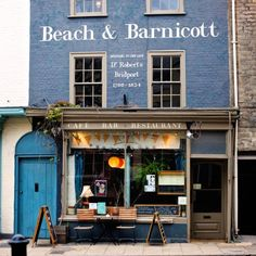 Rummaging and brunching on South Street in Bridport - This Is Your Kingdom