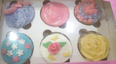 Cupcakes variados!!