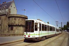 Nante France Tram 1999 | Flickr