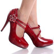Womens Shoes - Platform High Heels at Discount Womens Dress Shoes .com