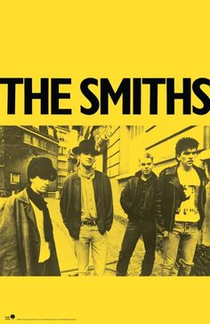 """The Smiths - """"Heaven Knows I'm Miserable Now"""" Will Smith, How Soon Is Now, Andrew Bird, The Smiths Morrissey, Gary Clark Jr, Get Free Stuff, Charming Man, Britpop, Music Icon"""