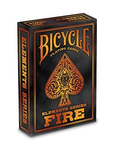 New favorites! Bicycle Fire Elem... http://www.alternatwist.com/products/bicycle-fire-element-series-standard-poker-playing-cards-1-deck?utm_campaign=social_autopilot&utm_source=pin&utm_medium=pin