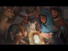 Create a new family Christmas tradition with The Advent Storybook! Read aloud one beautifully ilustrated, short story each day in December, learning why we celebrate Christmas! Family Christmas, Christmas Cards, Christmas Ideas, Christmas Activities For Families, Christian Backgrounds, Birth Of Jesus Christ, Bible Illustrations, Bible Stories, Christian Art
