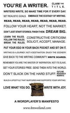 Write...
