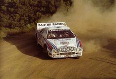 Lancia 037 rally car