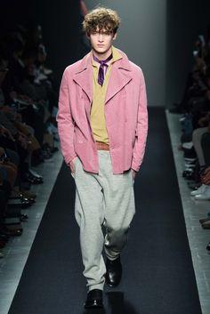 Bottega Veneta Fall 2015 Menswear collection.