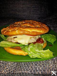 Low Carb Burgerbrötchen 'Oopsies'