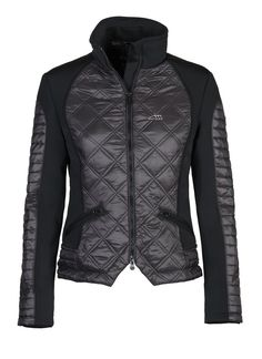 52 Super ideas for sport outfit girl shirts Padded Jacket, Leather Jacket, Sport Outfits, Casual Outfits, Versace Jacket, Elisa Cavaletti, Jackets For Women, Coats For Women, Shirts For Girls