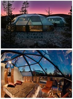 Glass Igloo in Finland (10 Pics)