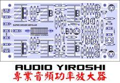 Amplificador Yiroshi TR3500 Con Super Driver 1500W Crown Amplifier, Hifi Amplifier, Class D Amplifier, Ab Circuit, Circuit Diagram, Electronics Mini Projects, Car Audio Installation, Coding, Yamaha
