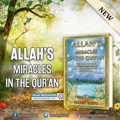 @Regranned from @harunyahya_a9 - Harun Yahya Book #tv📽📡en.a9.com.tr #islam #God #quran #Muslim #books #booklover #adnanoktar #istanbul #science #quoteoftheday #quote #love #Turkey #art #positivevibes... Allah Miracles, Quran, Istanbul, Turkey Art, Lord, Facts, Science, Book Covers, Muslim