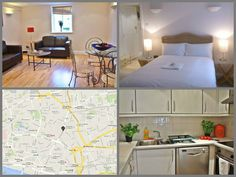 Abbotts Chambers 1 Bedroom Serviced Apartments in The City, London. Nearest Tube is Liverpool street. Pets accepted.